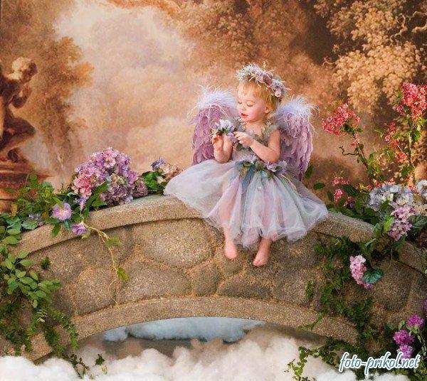 картины ангелочков: