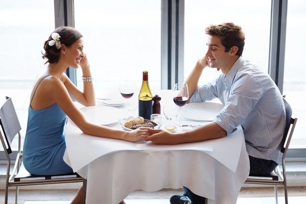 как правильно вести себя на свидании с девушкой желательных сочетаний