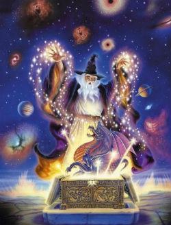 """Великий волшебник"""""""